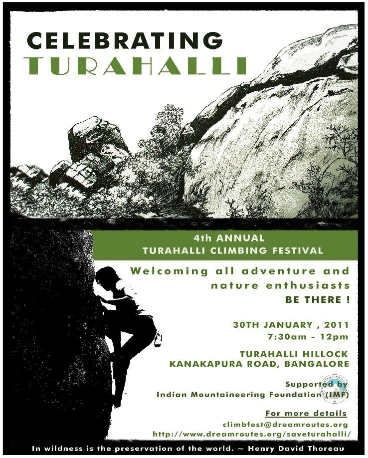 turahalli climbing festival